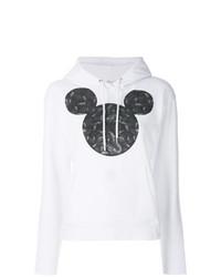Marcelo Burlon County of Milan Mickey Mouse Hoodie