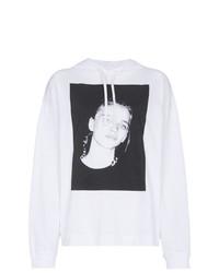 Alyx Stella Lucia Print Cotton Hoodie