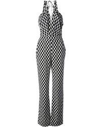 Diane von Furstenberg Ireland Printed Jumpsuit