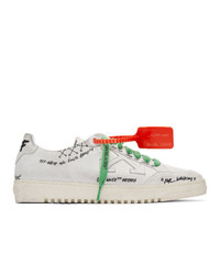 Off-White White Low 20 Sneakers