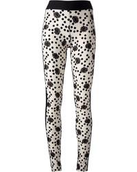 Emanuel printed leggings medium 1360393