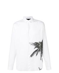 Philipp Plein Aloha Shirt