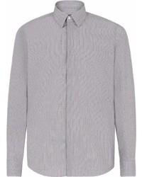 Fendi Ff Pattern Cotton Shirt