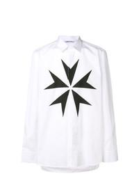 Neil Barrett Military Star Shirt