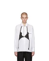 Random Identities White Pj Bra Shirt