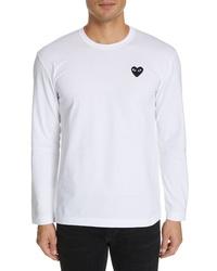 Comme des Garcons Black Heart T Shirt