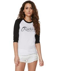 Young Reckless Big Crush Raglan T Shirt