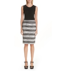 Missoni Diamond Knit Skirt