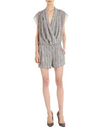 O2nd Moorea Print Playsuit
