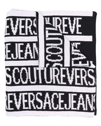 VERSACE JEANS COUTURE Logo Print Scarf