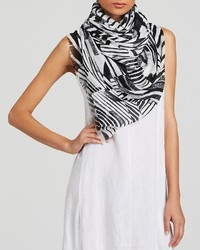 DKNY Pure Harlow Printed Scarf