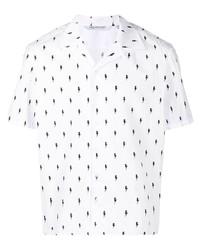 Neil Barrett Thunderbolt Print Shirt