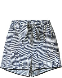 Forte Forte Printed Shorts
