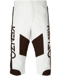 Kenzo Logo Print Shorts