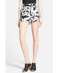 Pam & Gela Silk Drawstring Shorts