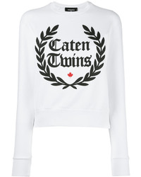 Caten twins wreath sweatshirt medium 6748515