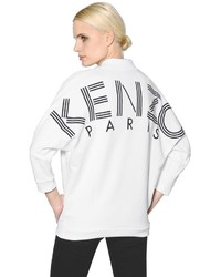 Logo printed cotton sweatshirt medium 6748375