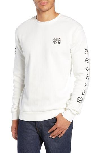 5efc745d330c Brixton Primo T Shirt, $55   Nordstrom   Lookastic.com