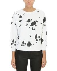 Marc Jacobs Spot Printed Sweatshirt