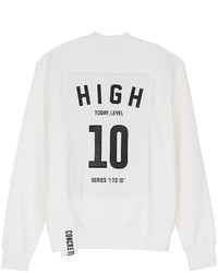 Studio Concrete Series 1 To 10 Unisex Sweatshirt 10 High