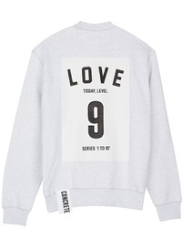 Studio Concrete Series 1 To 10 Unisex Sweatshirt 9 Love