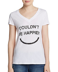 Couldnt be happier printed tee medium 236585
