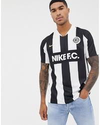 new styles 7283e 940cd Nike Fc T Shirt In White Ah9510 100