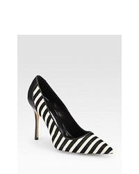 White and black pumps original 3179283