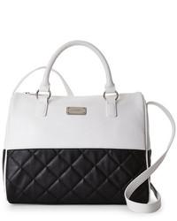 Too quilt color block satchel medium 637615