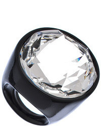 Kenneth Jay Lane Magical Crystal Statet Ring