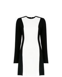 White and black shift dress original 10081488
