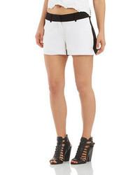 Kensie Textured Shorts