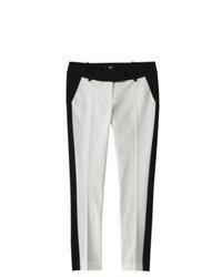 Mossimo Petites Ankle Pants Blackwhite 8p