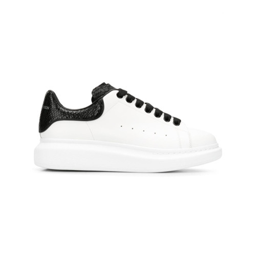 $560, Alexander McQueen Oversized Sneakers