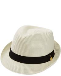 Melissa Odabash Raffia Hat