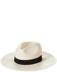 Joe Fresh Unisex Panama Hat Off White