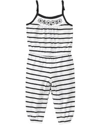 Gymboree Striped Romper Multi 5t
