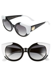 Crap Eyewear The Diamond Brunch 55mm Sunglasses