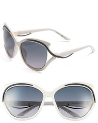 Christian Dior Dior Audacieuse 59mm Butterfly Sunglasses
