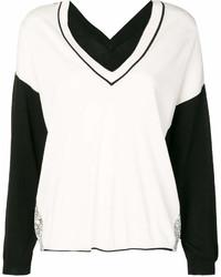 V neck sweater medium 6987350