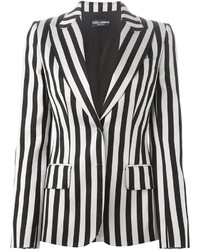 Dolce & Gabbana Striped Blazer