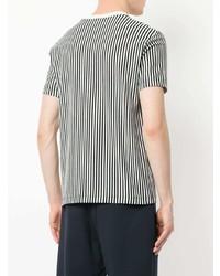 d7f1e99f95 CK Calvin Klein Striped T Shirt, $48 | farfetch.com | Lookastic.com