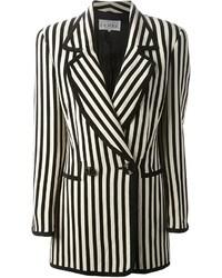 Gianfranco Ferre Vintage Striped Blazer