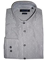 Andrew Fezza Striped Dress Shirt