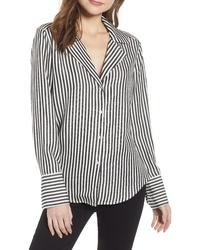 Paige Elora Stripe Shirt