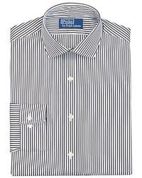Polo Ralph Lauren Fitted Striped Poplin Estate Dress Shirt