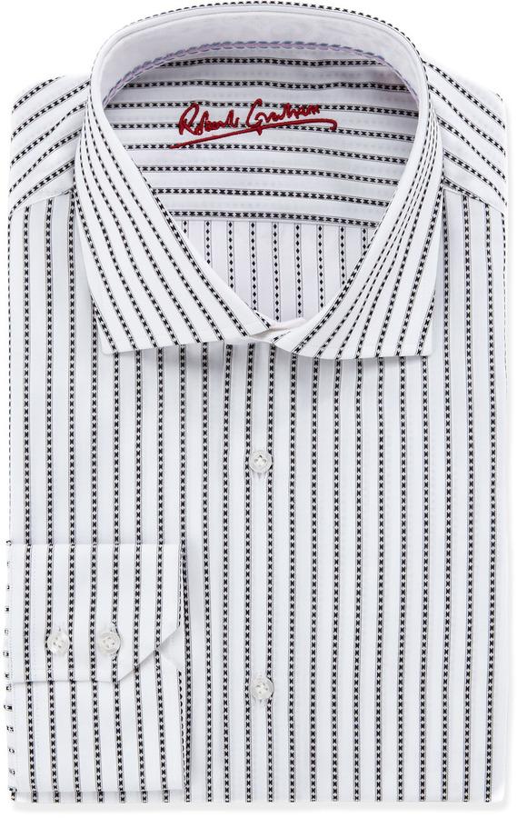 Robert Graham Andrew Striped Dress Shirt | Where to buy ...