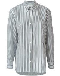 Wood Wood Dana Striped Shirt