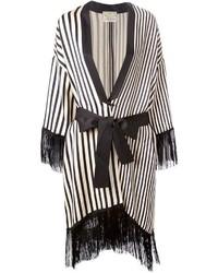 Forte Forte Fringed Striped Kimono
