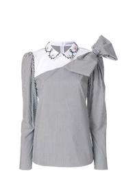 Vivetta Exaggerated Bow Shirt